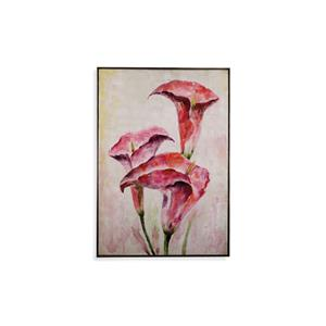 Bassett Mirror Hollywood Glam Calla Lilies