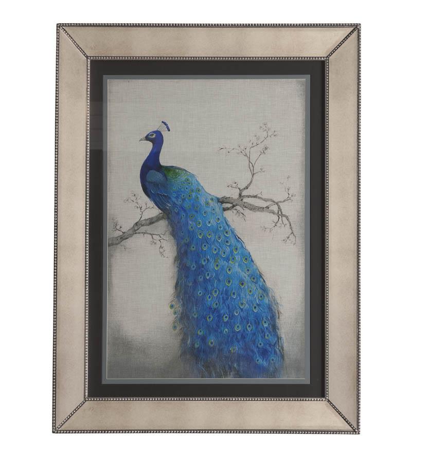 Peacock Blue II