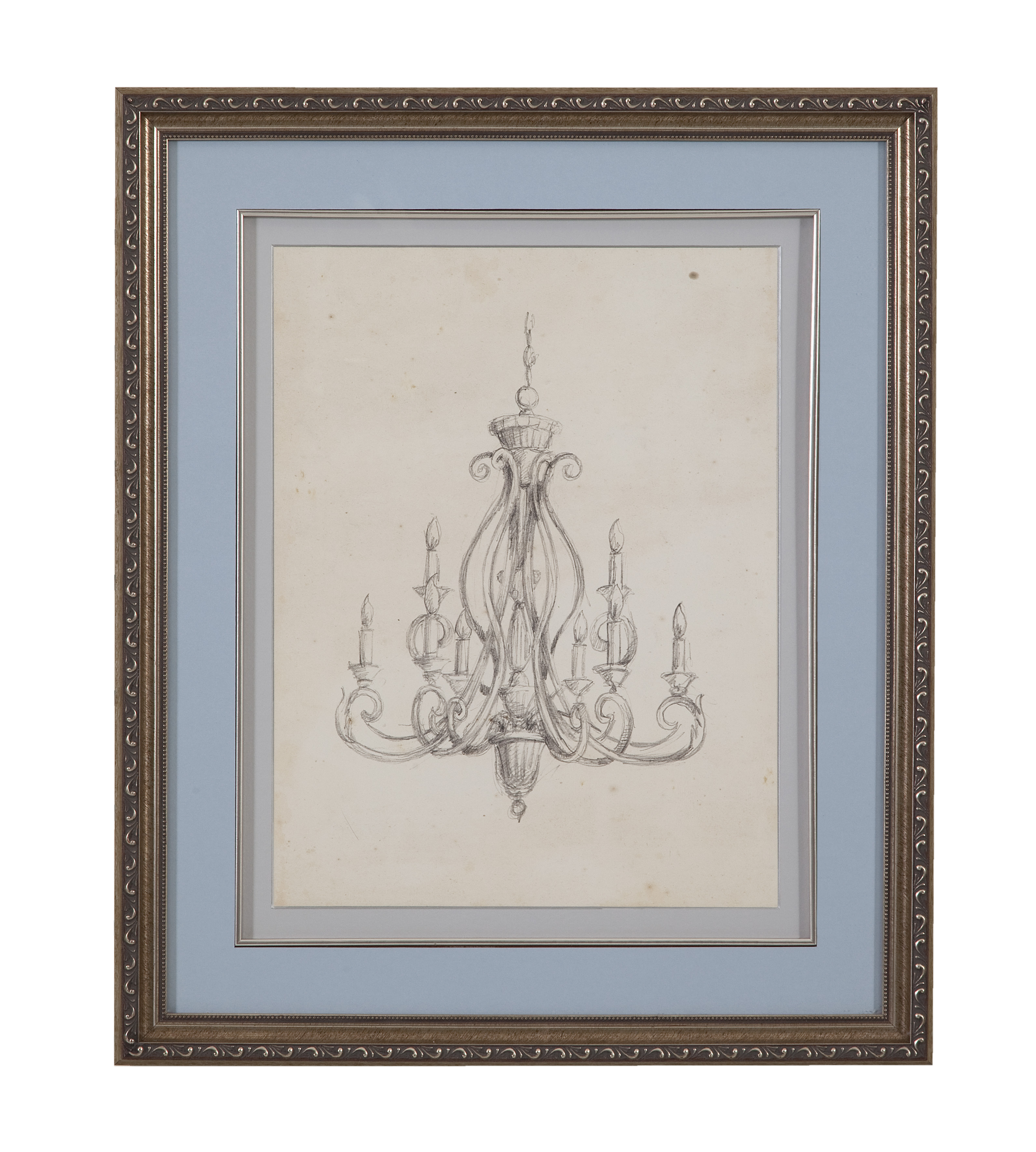 Classical Chandelier IV