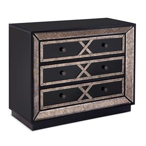Bassett Mirror Hollywood Glam Barcino Chest