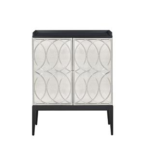 Bassett Mirror Hollywood Glam Deandra Cabinet