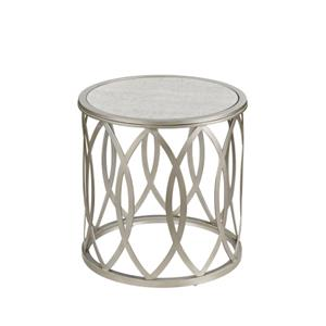Bassett Mirror Hollywood Glam Vanesta Scatter Table