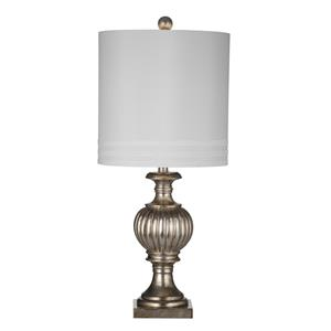 Bassett Mirror Hollywood Glam Senoia Table Lamp