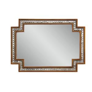 Bassett Mirror Hollywood Glam Garibaldi Wall Mirror