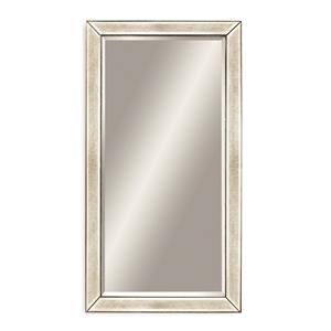 Bassett Mirror Hollywood Glam Beaded Leaner Mirror