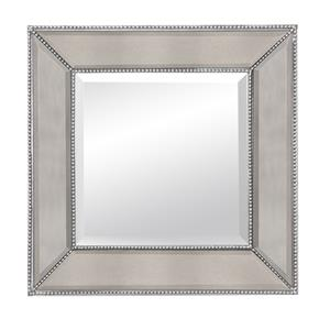 Bassett Mirror Hollywood Glam Beaded Wall Mirror