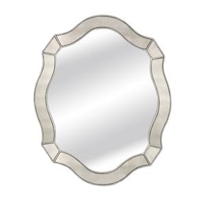 Bassett Mirror Hollywood Glam Zandra Wall Mirror