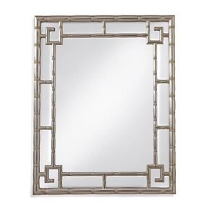 Bassett Mirror Hollywood Glam Reedly Wall Mirror