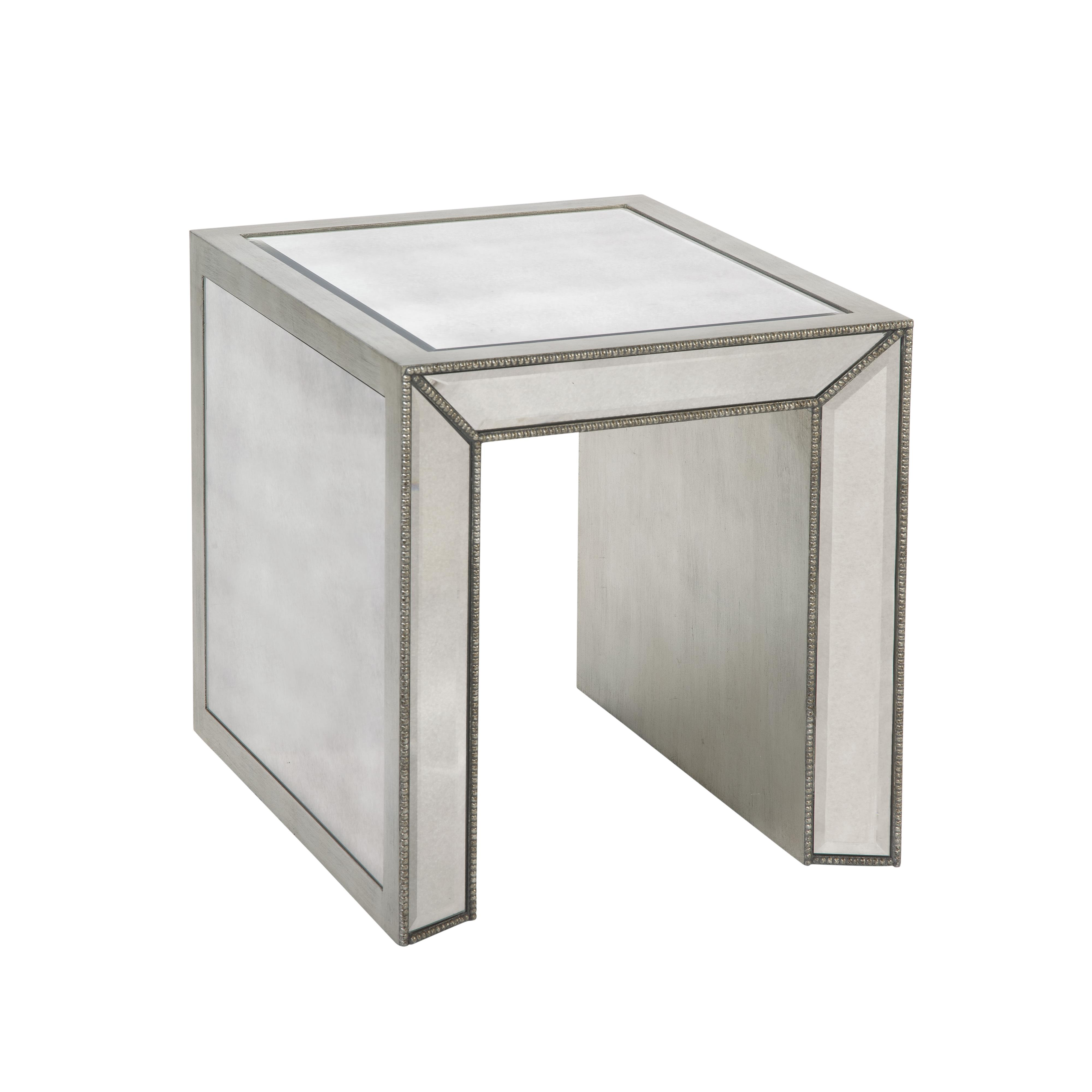 Murano Rectangle End Table