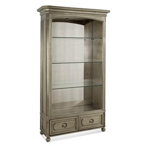 Bassett Mirror Hollywood Glam Palazzina Bookcase