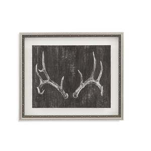 Bassett Mirror Home Accents Rustic Antlers II