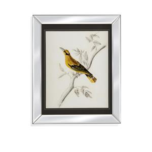 Bassett Mirror Home Accents Rustic Aviary II