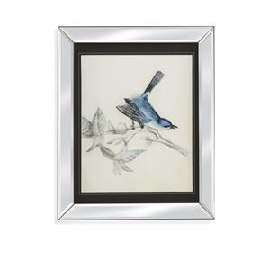 Bassett Mirror Home Accents Rustic Aviary III