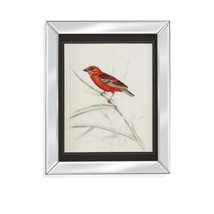 Bassett Mirror Home Accents Rustic Aviary IV