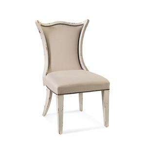 Bassett Mirror Home Accents Greta Parson Chair