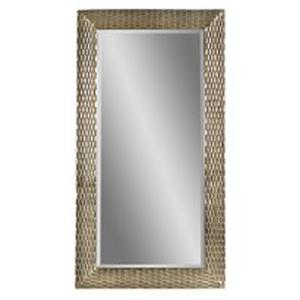 Bassett Mirror Mirrors  Rectangle Leaner Mirror