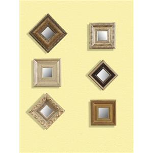 Bassett Mirror Old World Mini Mirrors