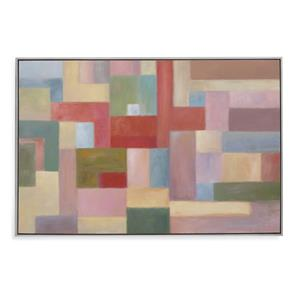 Bassett Mirror Old World Pastel Blocks