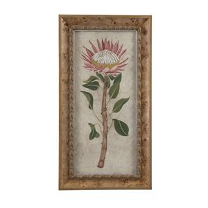 Bassett Mirror Old World Protea I