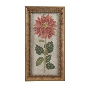 Bassett Mirror Old World Dahlia I