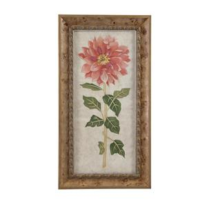 Bassett Mirror Old World Dahlia II