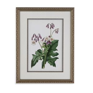 Bassett Mirror Old World Lavender Florals VII