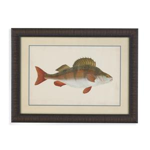 Bassett Mirror Old World Donovan Antique Fish I