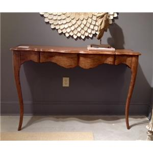 Bassett Mirror Old World Lurmont Pier Console