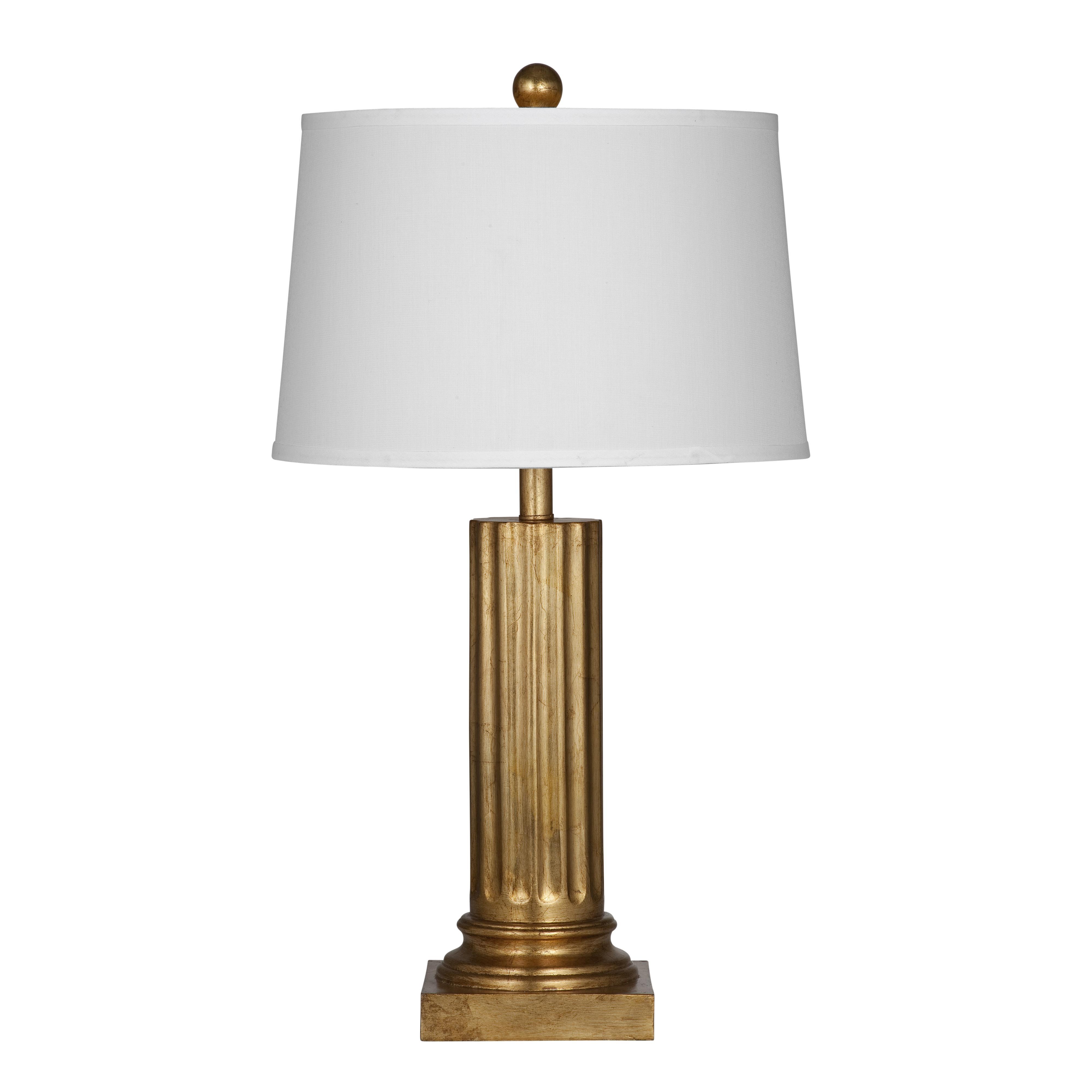 Pierce Gold Table Lamp