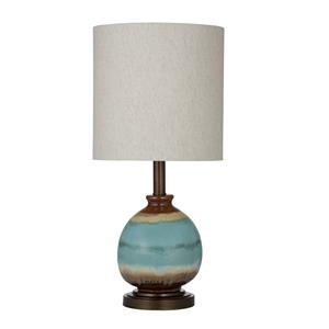 Bassett Mirror Old World Camille Table Lamp