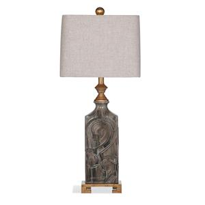 Bassett Mirror Old World Mason Table Lamp