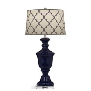 Bassett Mirror Old World Garrison Table Lamp