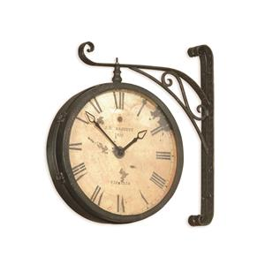 Bassett Mirror Old World Victorian RR Clock
