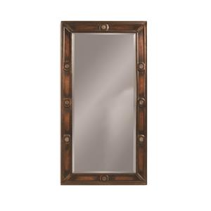 Bassett Mirror Old World Bancroft Leaner Mirror