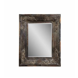 Bassett Mirror Old World Haversham Wall Mirror