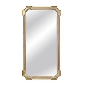 Bassett Mirror Old World Angelica Leaner Mirror