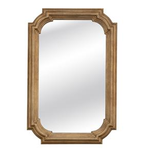 Bassett Mirror Old World Irving Wall Mirror