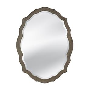 Bassett Mirror Old World Barrington Wall Mirror