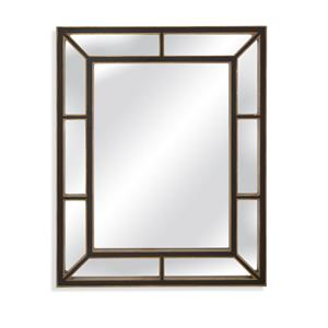 Bassett Mirror Old World Balor Wall Mirror