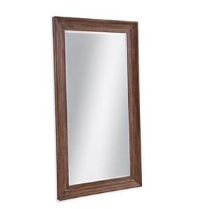 Bassett Mirror Old World Newman Leaner Mirror
