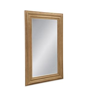 Bassett Mirror Old World Jansen Leaner Mirror