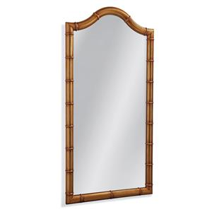 Bassett Mirror Old World Elsie Leaner Mirror