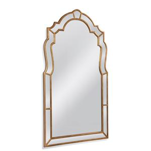 Bassett Mirror Old World Hazel Leaner Mirror