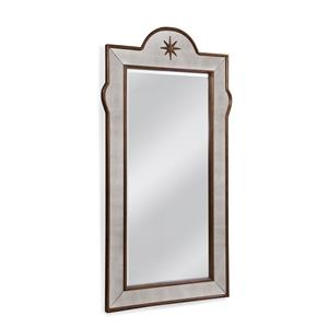 Bassett Mirror Old World Juliet Leaner Mirror