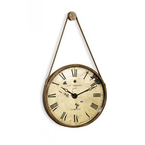 Bassett Mirror Old World Watchman Clock