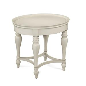 Sanibel Oval End Table