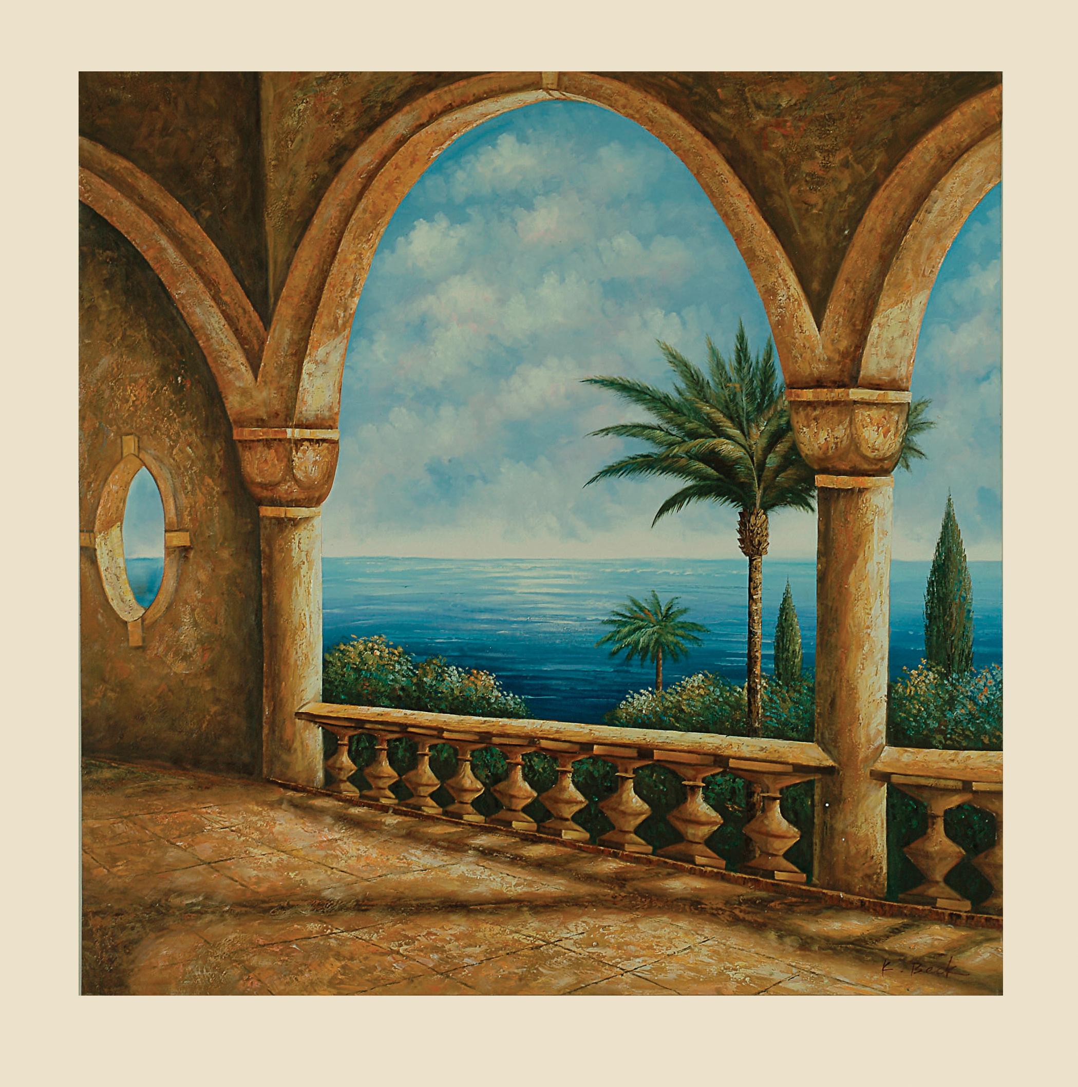 Portico Canvas