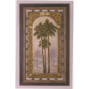 Bassett Mirror Pan Pacific PalmS II