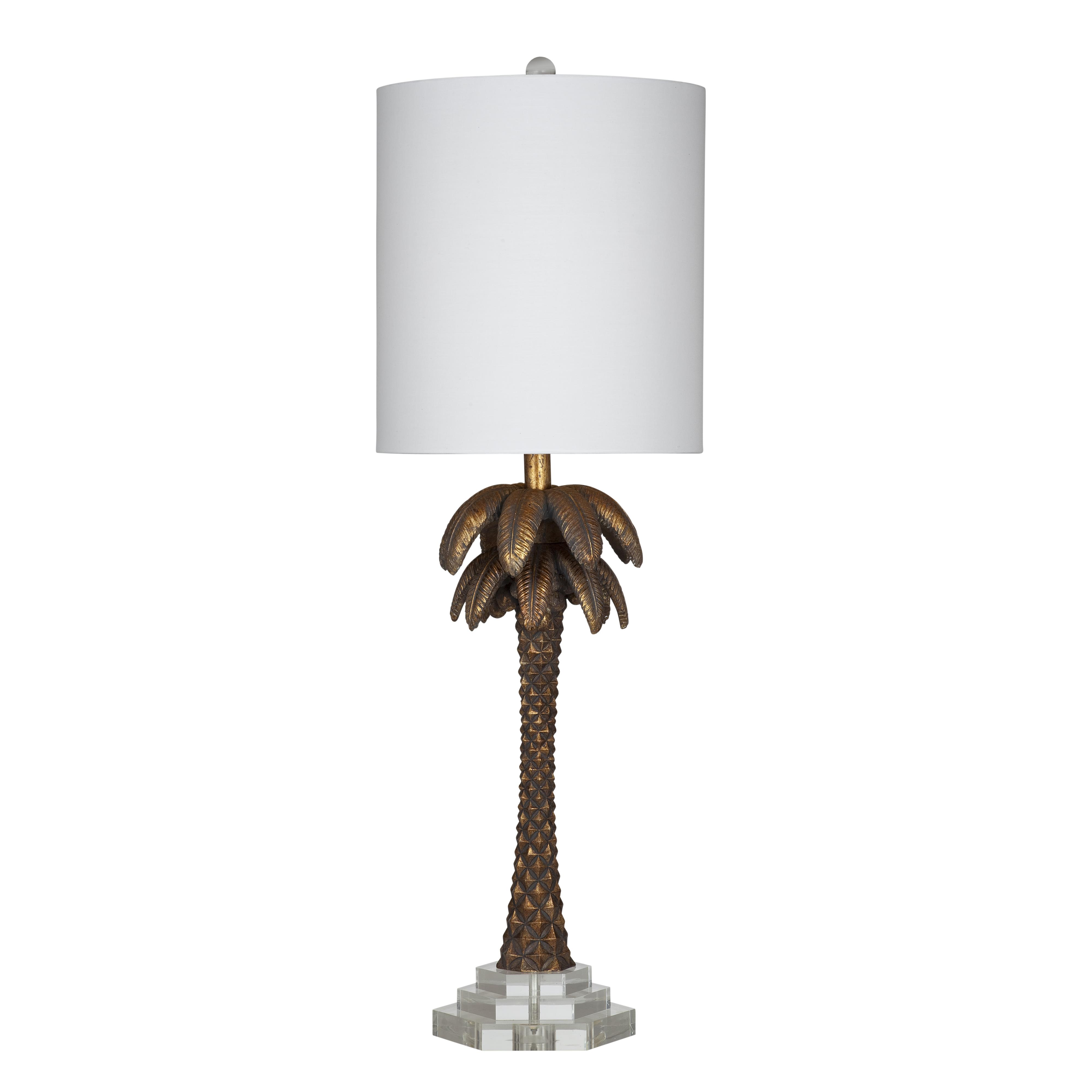 Palms Table Lamp