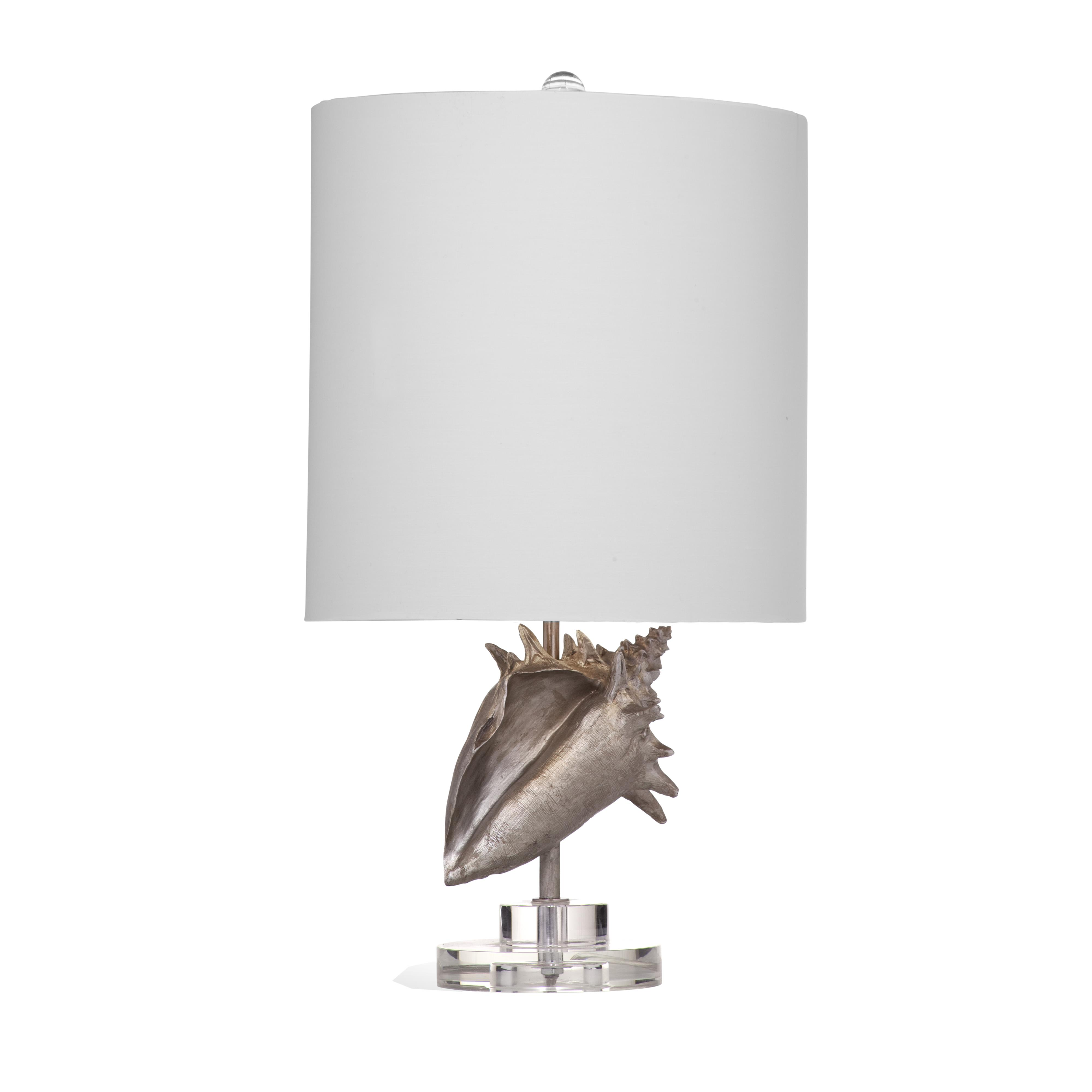 Conch Shell Table Lamp